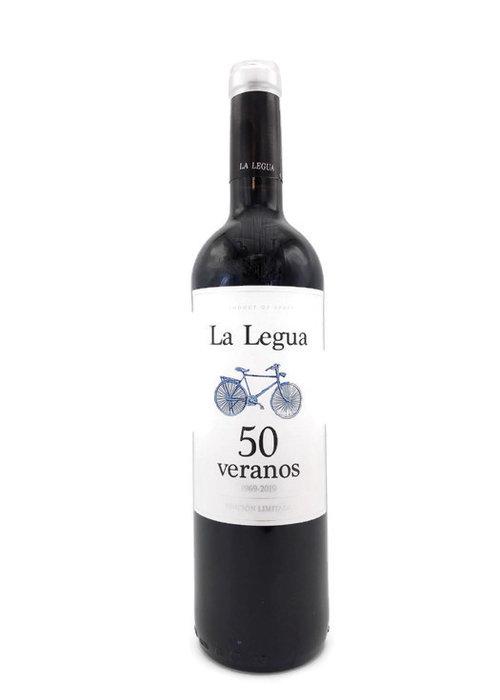 La Legua La Legua 50 Veranos 2015