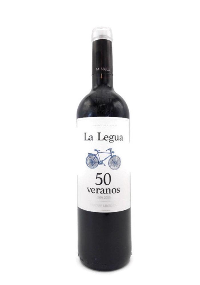 La Legua 50 Veranos 2015