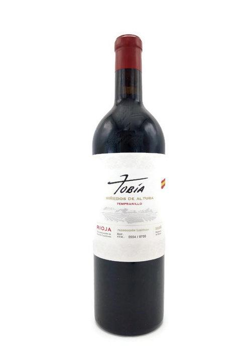 Bodegas Tobía Tobia Vinedos de Altura Tempranillo 2016