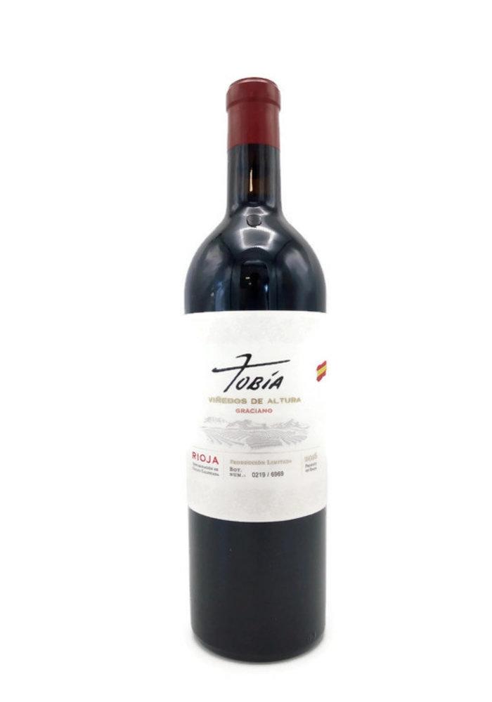 Tobia Vinedos de Altura Graciano 2016