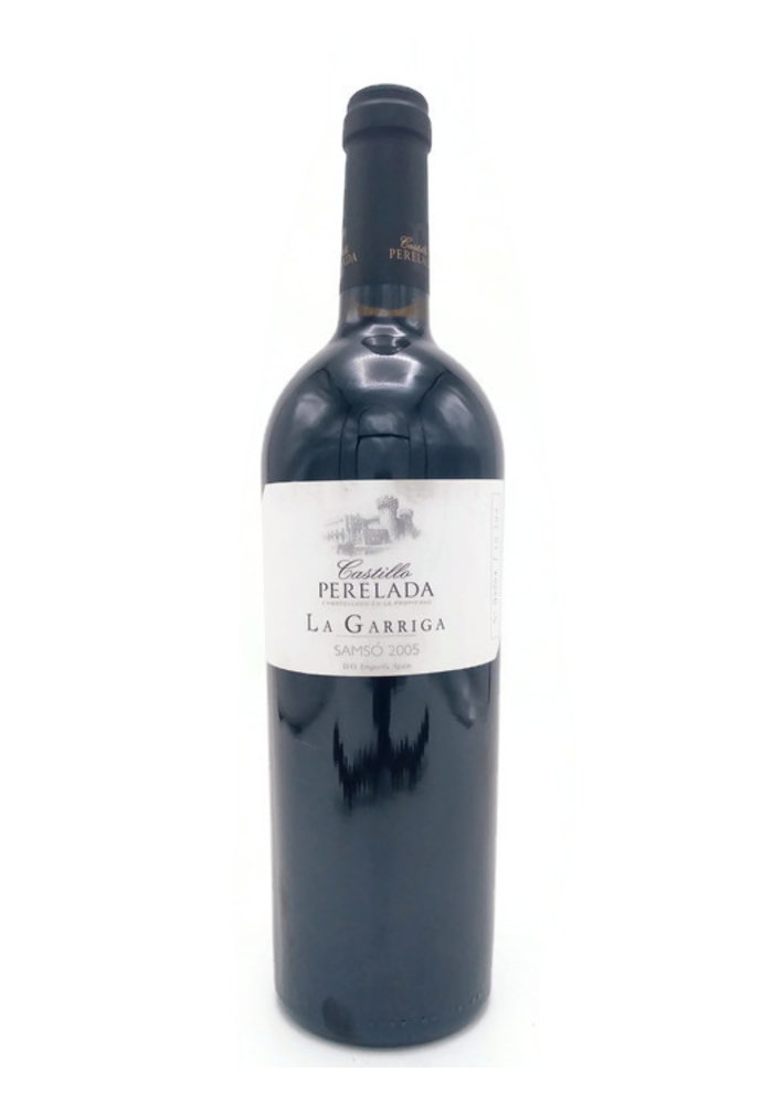 Castillo Perelada La Garriga 2015