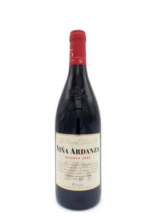 cavasYvinos Rioja Alta Vina Ardanza Reserva 2010