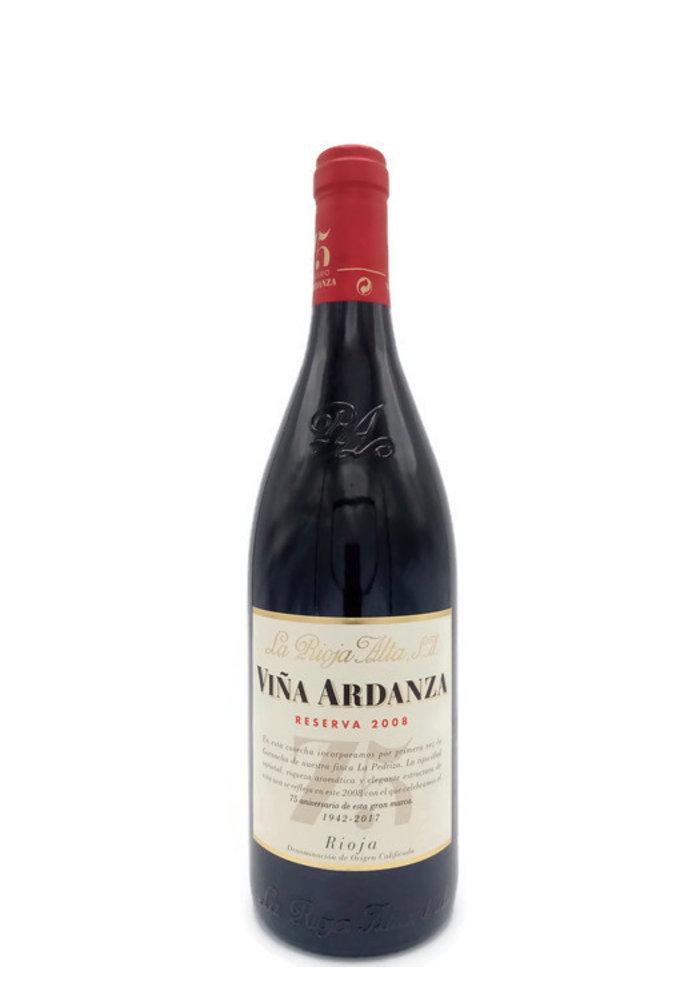 Rioja Alta Vina Ardanza Reserva 2010