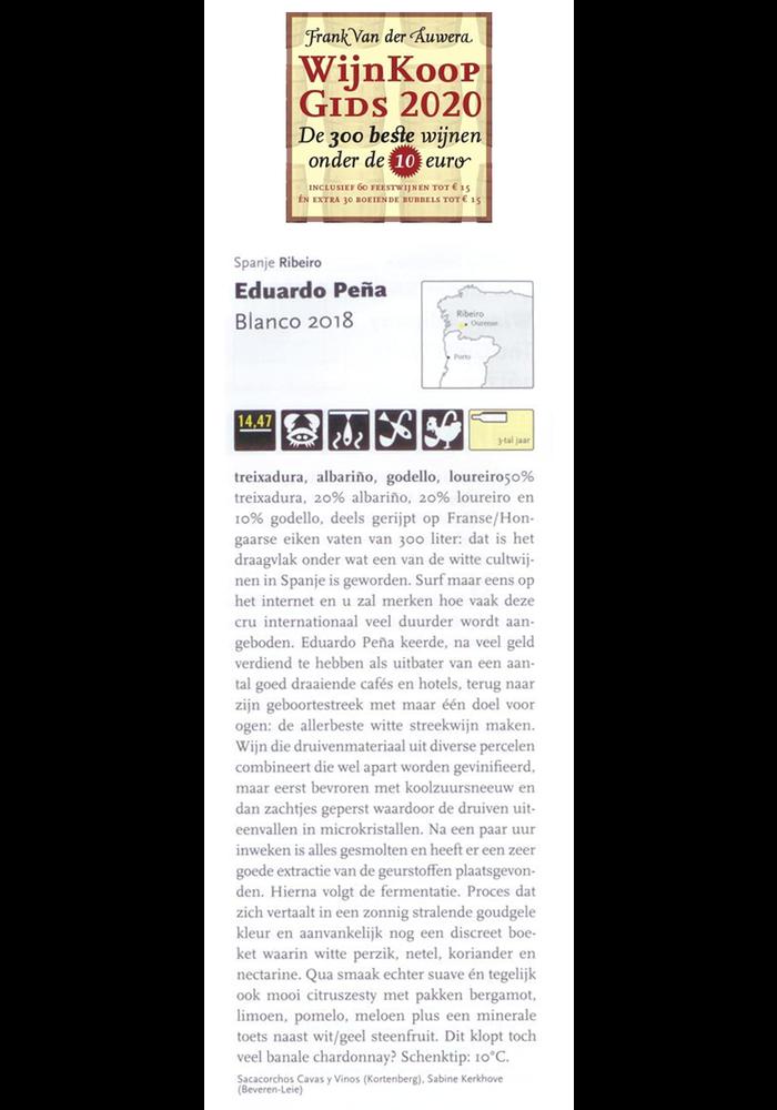 Eduardo Peña 2018