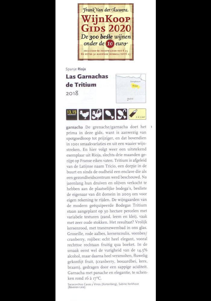 Las Garnachas de Tritium  2019