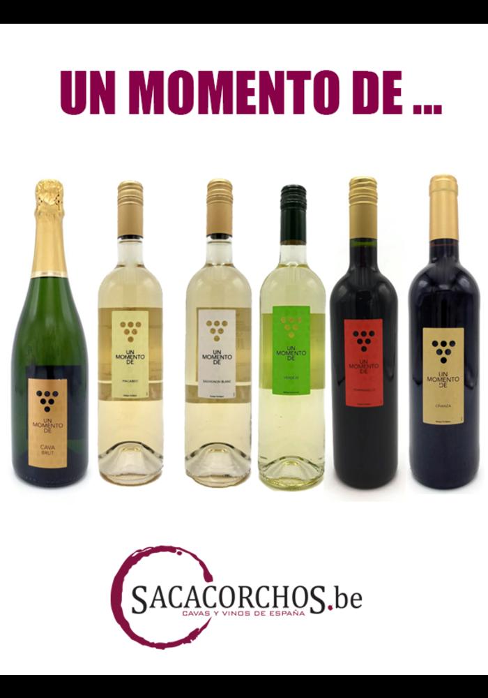 "Ontdekkingspakket (12 flessen). Serie ""Un Momento de"""