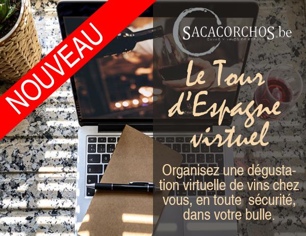 """Le """"Tour d'Espagne virtuel"""""""