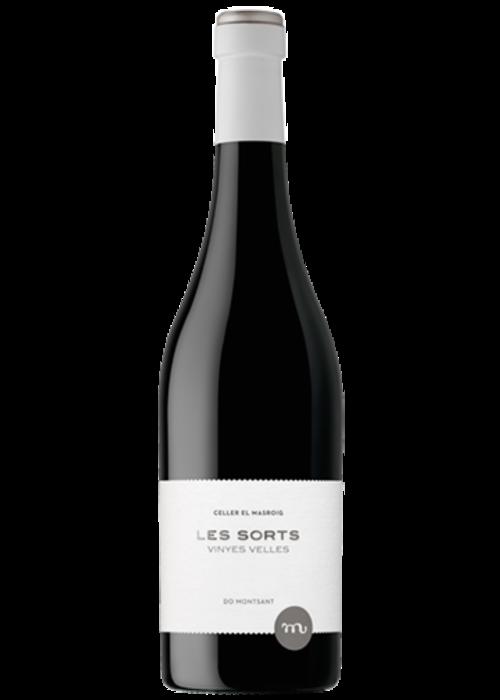 cavasYvinos Celler Masroig - Les Sorts Vinyes Velles 2016