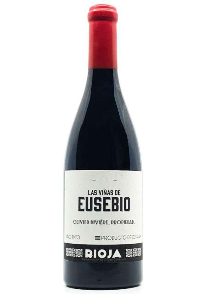 Olivier Riviere Las Vinas de Eusebio 2016