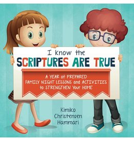 Cedar Fort Publishing I know the scriptures are true