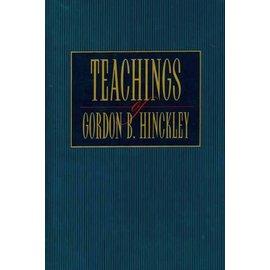 Deseret Book Company (DB) Teachings of Gordon B. Hinckley