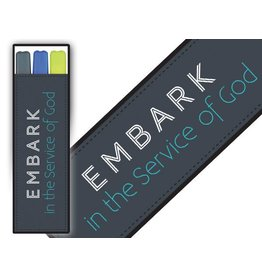 """YM/YW """"Embark In The Service of God"""" Mini Marking Kit"""