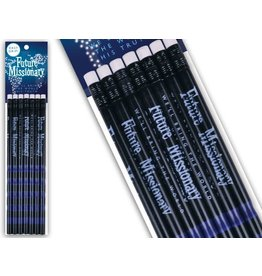 Easy Grip Pencils-- Future Missionary