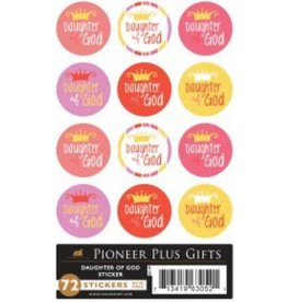 Daughter of God stickers