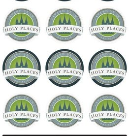Stand ye in holy places stickers