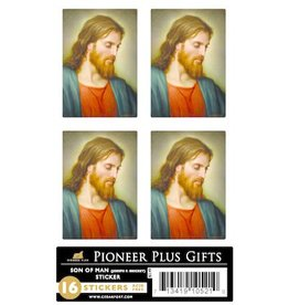son of man sticker