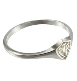 CTR Plain Mini Sterling Silver