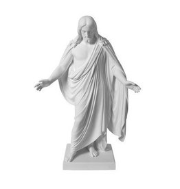 """3"""" Christus Marble Statue"""