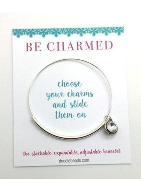 Be Charmed Bracelet - Silver
