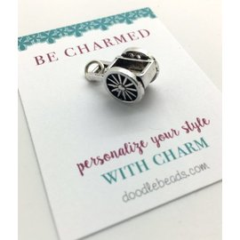Be Charmed Handcart Charm