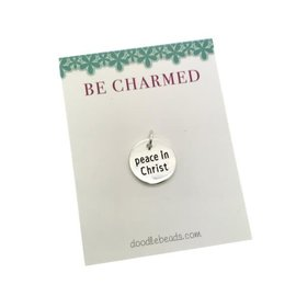 Be Charmed Peace In Christ Charm