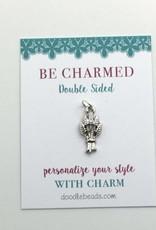 Be Charmed Wheat Charm