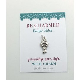 Be Charmed Wheat Charm