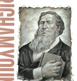 Brigham Young: Modern Moses, Prophet of God.