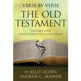 Deseret Book Company (DB) Verse by Verse, The Old Testament Volume 1 by D. Kelly Ogden, Andrew C. Skinner