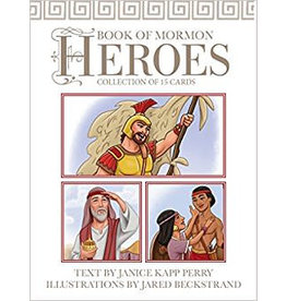 Book of Mormon Heroes, (Picture Pack) Janice Kapp Perry, Jared Beckstrand