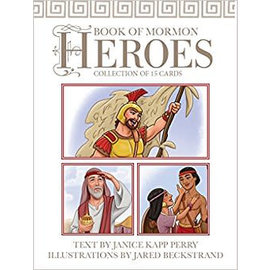 Covenant Communications Book of Mormon Heroes, (Picture Pack) Janice Kapp Perry, Jared Beckstrand