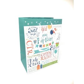 Cedar Fort Publishing Your Baptism Gift Bag