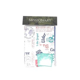 Cedar Fort Publishing Missionary Gift Wrap Set