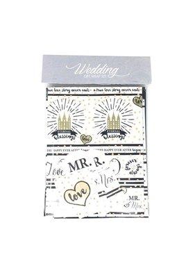 Wedding Gift Wrap Set