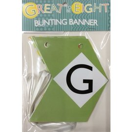 Cedar Fort Publishing Great to Be Eight Bunting Banner