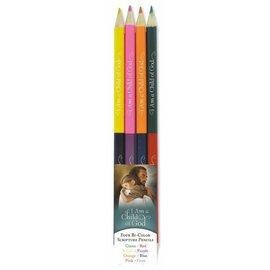 Cedar Fort Publishing I Am a Child of God Bi-color Pencils