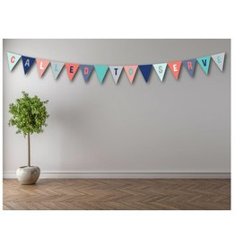 Called to Serve Bunting Banner Sister