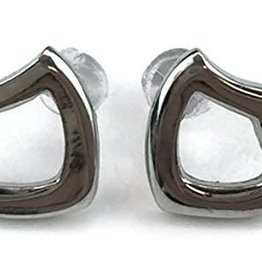 CTR Shield Earrings