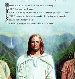Living the Aaronic Priesthood Bookmark