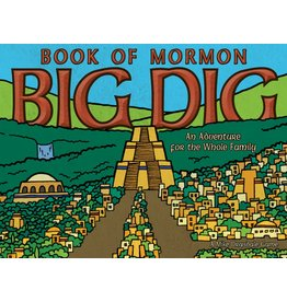 Book of Mormon; Big Dig, Mike Drysdale.