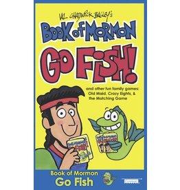 Book of Mormon Go Fish, Val Bagley