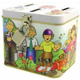 Covenant Communications Children's Metal Bank (Boy)