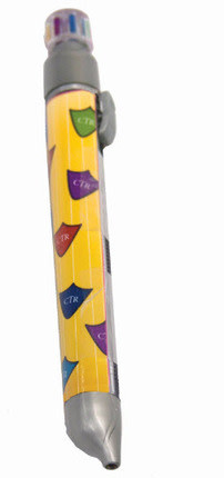 CTR Scripture Marker—Six Color Pencil Highlighter