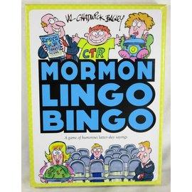 Covenant Communications Mormon Lingo Bingo Game, Val Bagley
