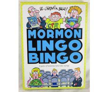 Mormon Lingo Bingo Game, Val Bagley