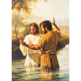 "Covenant Communications My Baptismal Covenants, Greg Olsen, 3"" x 4"""