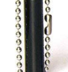 Oil Vial, Aluminum Black