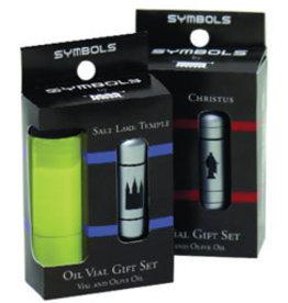 Oil Vial, Christus Gift Set