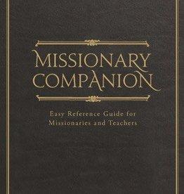 Missionary Companion