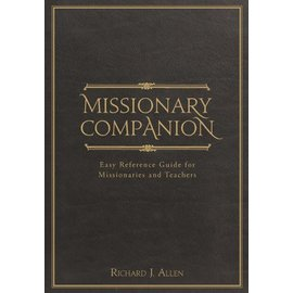 Covenant Communications Missionary Companion